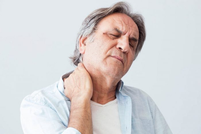 Comment enlever le mal de cou?